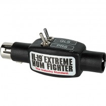 Sescom IL-19-PRS-GLS Inline Pro Audio Hum Eliminator