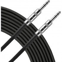 "Audio Cable 1/4"" TRS"