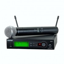 Shure SLX Standard Wireless with SM58 Microphone