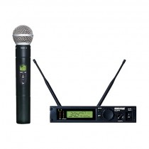 Shure ULX Pro Wireless with SM58 Microphone