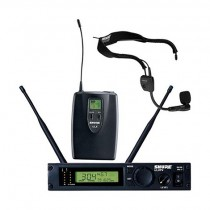 Shure ULX Pro Wireless with WH20 Headset Microphone