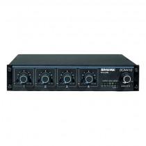 Shure SCM410 Automatic 4 Channel Mixer