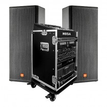 PACKAGE - 5,000 watt Large Sound System