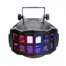 Chauvet DJ Double Derby X LED Derby Lighting Effect