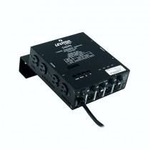 NSI D4DMX 4 Channel Dimmer Pack 15A