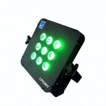 LED Uplight Wash, MEGA Flat PAR LED