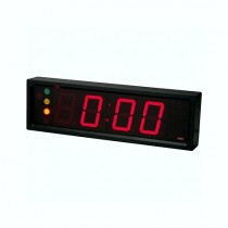 """D-Sans Audience Signal Light with 4"""" LED Meeting Timer Display"""
