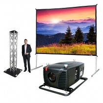 Extra Large Event Projection Package
