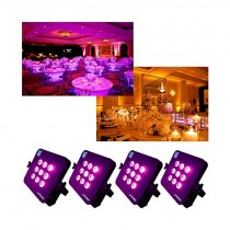 LED Uplight Wash Packages