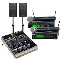 Premium Sound PA Packages