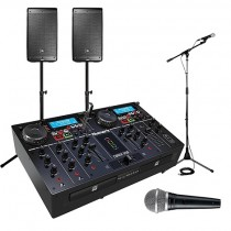 DJ Play Standard Packages