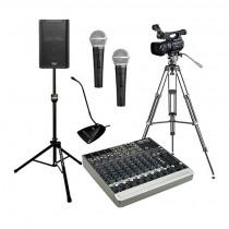 WebEx Meeting Audio & Video Package