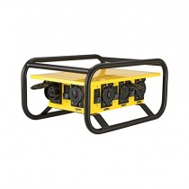 Power, CEP 6606GUF Temporary Spider Box - 6 Outlet