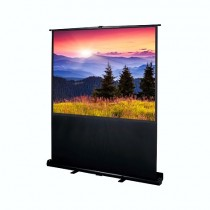 Screen, Da-Lite 08.4' diag. (5' x 7') Deluxe Insta-Theater