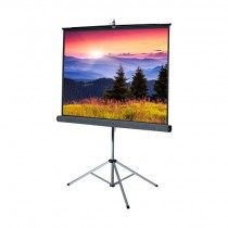 Screen, 07' diag. (4.2' x 5.6') Da-Lite Picture King Tripod