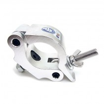 Global Truss Pro O-Clamp - Silver