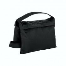 Saddle Sandbag Black - 15lb