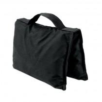 Saddle Sandbag Black - 25lb