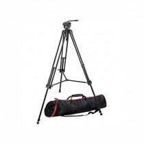 Tripod, Manfrotto 546B with 501HD Floating Head